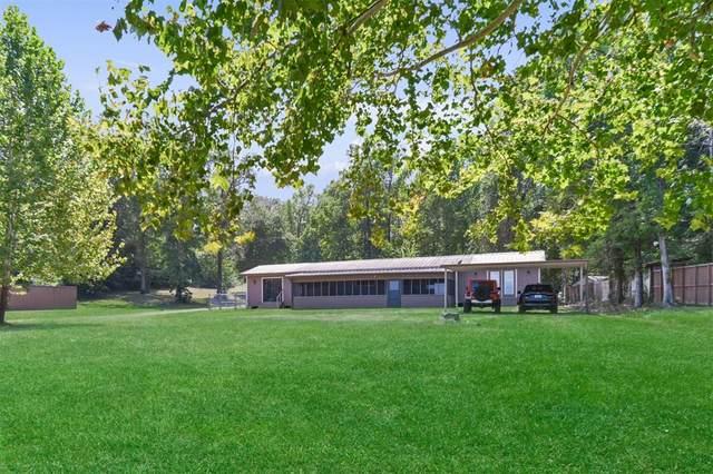 701 Hill Creek Drive, Coldspring, TX 77331 (MLS #61784359) :: The Home Branch