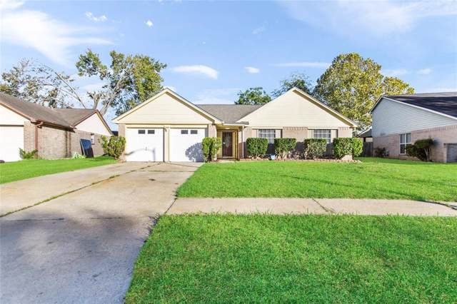 610 Brookford Drive, Missouri City, TX 77489 (MLS #62023585) :: The Home Branch