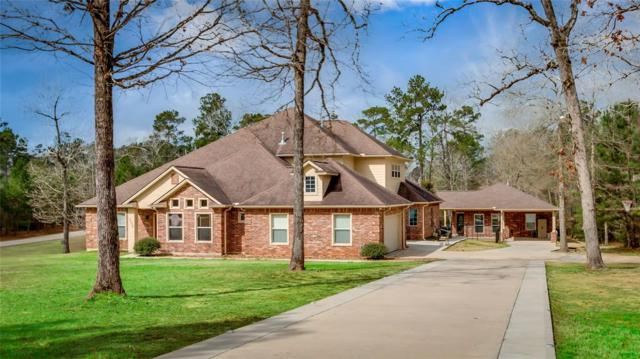 8995 Forest Lake Drive, Montgomery, TX 77316 (MLS #62202882) :: Fairwater Westmont Real Estate