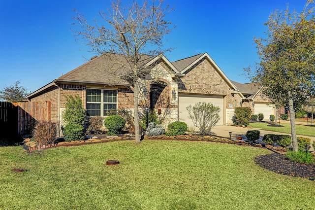 6806 Linden Creek Lane, Dickinson, TX 77539 (MLS #62388735) :: The Sansone Group