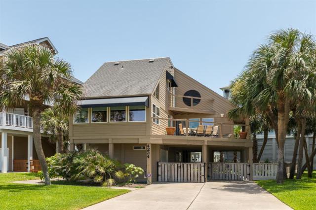 4224 Spoonbill Lane, Galveston, TX 77554 (MLS #62400658) :: The Johnson Team