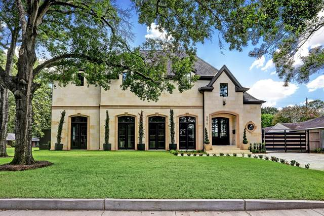 5619 Del Monte Drive, Houston, TX 77056 (MLS #62401579) :: The Bly Team