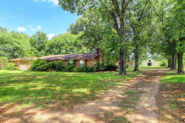 14715 Brown Road, Tomball, TX 77377 (MLS #62441652) :: The Freund Group