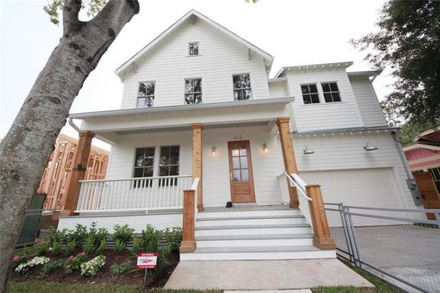 612 Redan Street, Houston, TX 77009 (MLS #62482522) :: Krueger Real Estate