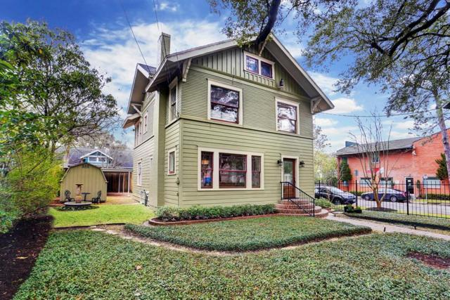 3702 Mount Vernon, Houston, TX 77006 (MLS #6266527) :: Texas Home Shop Realty