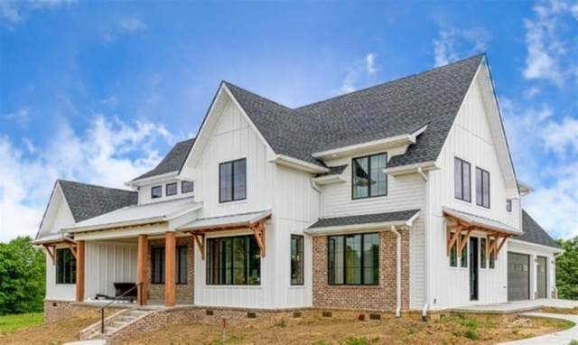4 Chappell Creek Lane, Chappell Hill, TX 77426 (MLS #62679865) :: The Wendy Sherman Team