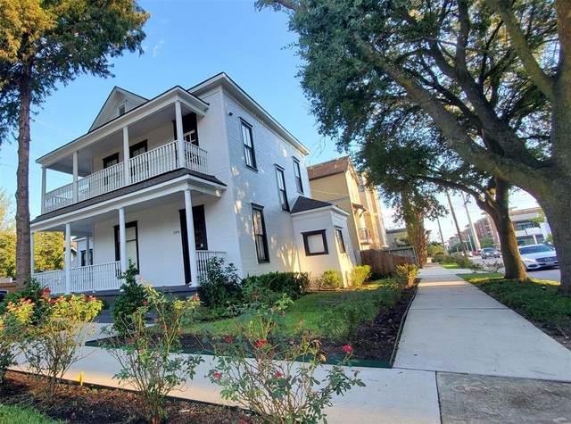 738 Yale Street, Houston, TX 77007 (MLS #62876049) :: Caskey Realty