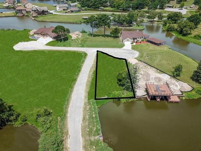 LOT 12 Peninsula Point, Huntsville, TX 77340 (MLS #62911360) :: Green Residential