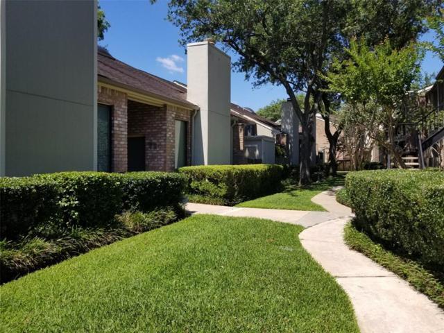 8100 Cambridge Street #75, Houston, TX 77054 (MLS #6292962) :: The Bly Team