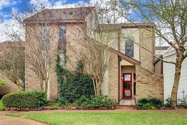 9419 Denbury Way, Houston, TX 77025 (MLS #63009453) :: Ellison Real Estate Team