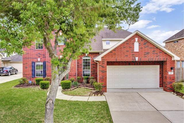 3410 Walden Creek Lane, Pearland, TX 77581 (MLS #63071794) :: Green Residential