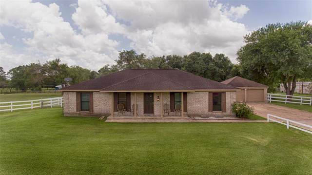 4545 County Road 541, Alvin, TX 77511 (MLS #63196574) :: The Sold By Valdez Team
