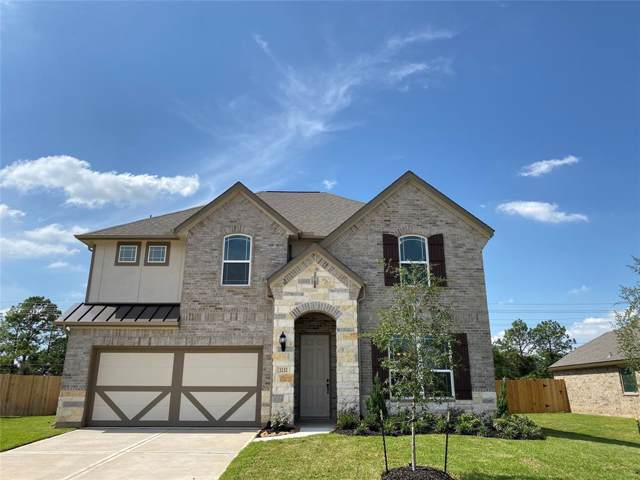 3232 Parker Drive, Pearland, TX 77584 (MLS #6342750) :: Green Residential