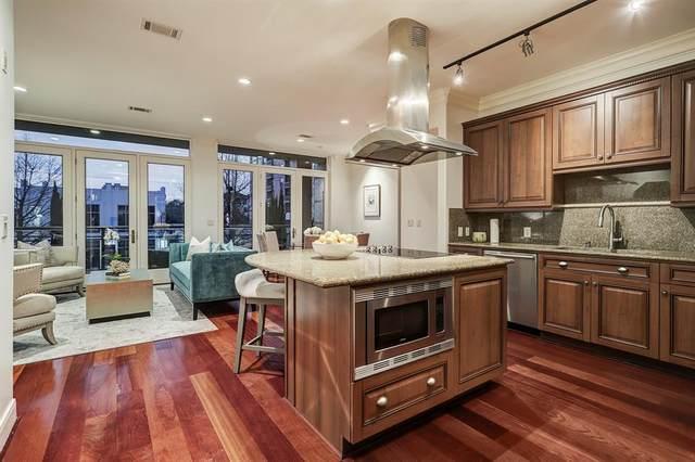 1419 Montrose Boulevard #206, Houston, TX 77019 (MLS #63499555) :: My BCS Home Real Estate Group