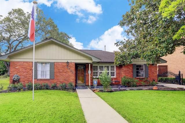 3735 Grennoch Lane, Houston, TX 77025 (MLS #63506334) :: The Bly Team