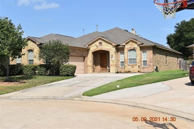 115 Renaissance Court, Magnolia, TX 77354 (MLS #63545551) :: The Wendy Sherman Team
