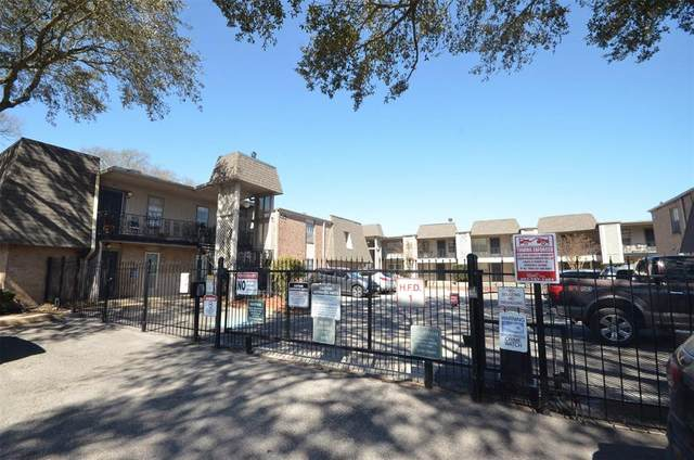 5550 N Braeswood Boulevard #58, Houston, TX 77096 (MLS #6364380) :: Texas Home Shop Realty