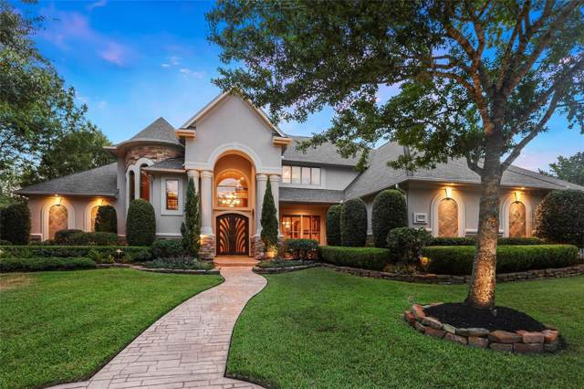 5802 Blackstone Creek Lane, Kingwood, TX 77345 (MLS #63668975) :: The Sansone Group