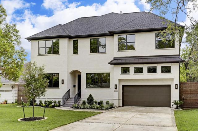 5003 Maple Street, Bellaire, TX 77401 (MLS #63693862) :: Glenn Allen Properties