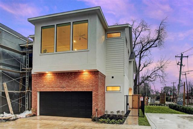 4005 Tulane St Street, Houston, TX 77018 (MLS #63786955) :: Christy Buck Team