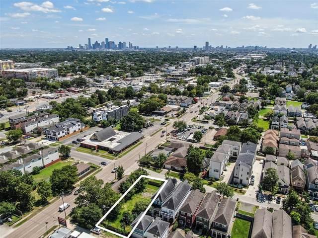 807 W 22nd Street W, Houston, TX 77008 (MLS #63798853) :: Keller Williams Realty