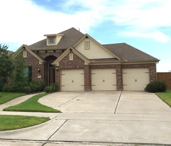 1315 Porta Rosa Lane, League City, TX 77573 (MLS #63820149) :: Texas Home Shop Realty