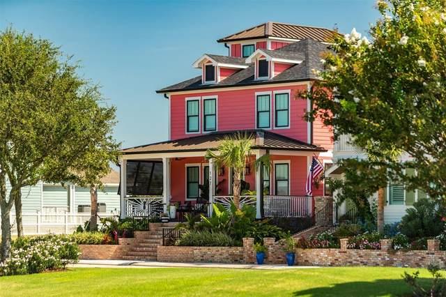 127 Island Passage, Galveston, TX 77554 (MLS #64115658) :: The Wendy Sherman Team