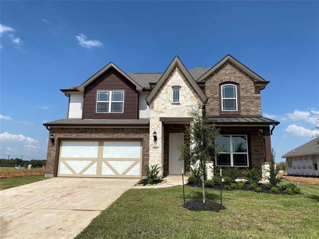 4987 Millican Drive, Pearland, TX 77584 (MLS #64185239) :: Green Residential