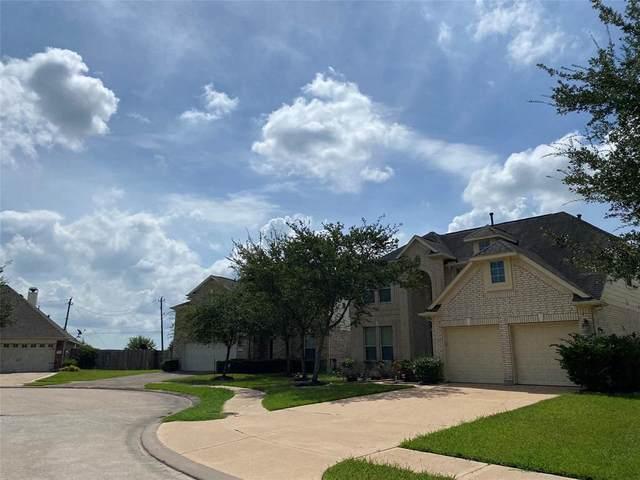3206 Cactus Heights Lane, Pearland, TX 77581 (MLS #64292388) :: The Wendy Sherman Team