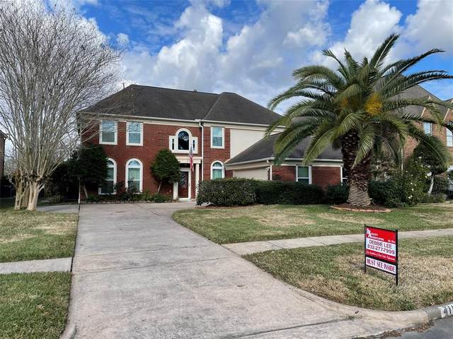4114 Pebble Beach Drive, League City, TX 77573 (MLS #64395571) :: Ellison Real Estate Team