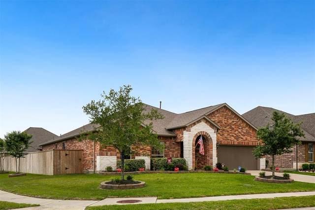 2003 Pleasant Springs Lane, Pearland, TX 77089 (MLS #64694384) :: Michele Harmon Team