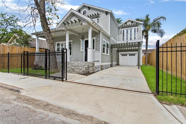 4622 Kermit Street, Houston, TX 77009 (MLS #64712504) :: The Heyl Group at Keller Williams