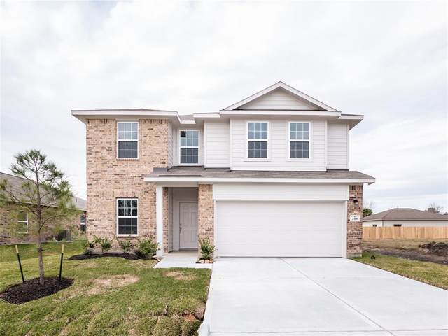 7318 Parkview Drive, Hitchcock, TX 77563 (MLS #65092896) :: The Home Branch