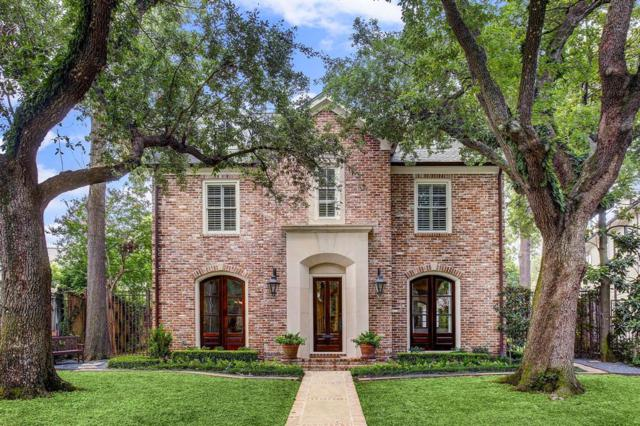 2435 Stanmore Drive, Houston, TX 77019 (MLS #65110663) :: The Home Branch