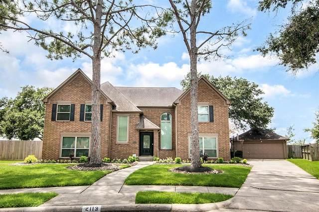 2113 Firestone Drive, League City, TX 77573 (MLS #65117165) :: The Home Branch