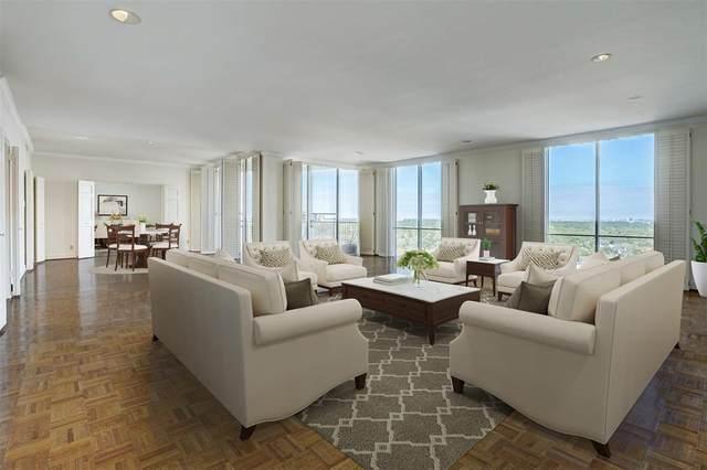 3711 San Felipe Street 15AC, Houston, TX 77027 (MLS #65140808) :: Green Residential