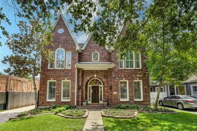 6013 Charlotte Street, West University Place, TX 77005 (MLS #65265444) :: Green Residential