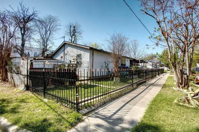 1509 Mary Street, Dallas, TX 75206 (MLS #65289255) :: Connect Realty