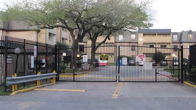 8419 Hearth Drive #5, Houston, TX 77054 (MLS #65458051) :: Caskey Realty
