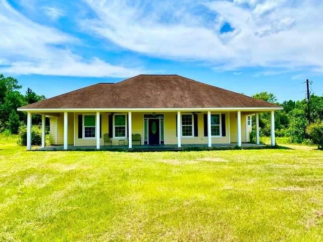 164 County Road 509, Kirbyville, TX 75956 (MLS #65576086) :: Ellison Real Estate Team