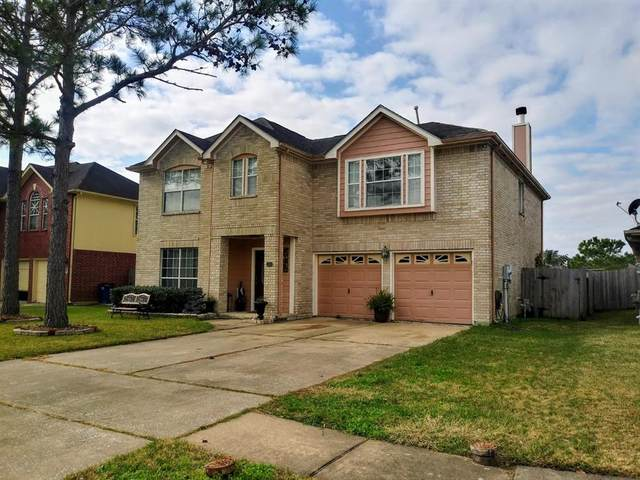 208 Colony Creek Drive, Dickinson, TX 77539 (MLS #6599968) :: Lerner Realty Solutions