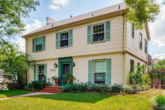2601 Cason Street, West University Place, TX 77005 (MLS #66197185) :: Keller Williams Realty