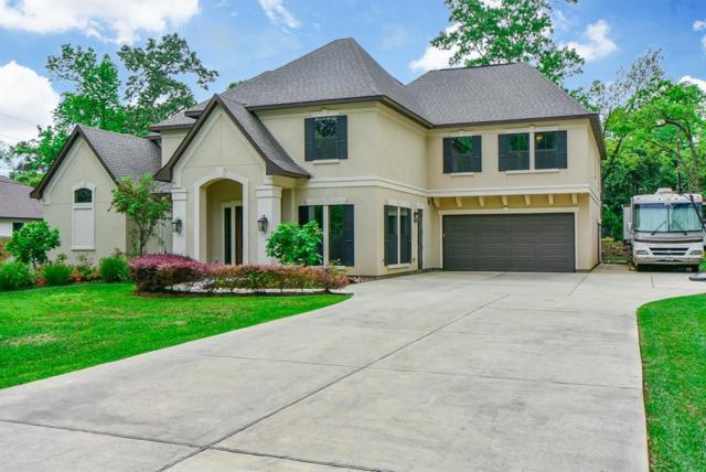2300 Carriage Run West W, Conroe, TX 77384 (MLS #66238598) :: Giorgi Real Estate Group
