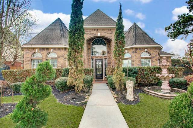 18925 Mountain Spring Drive, Spring, TX 77379 (MLS #66254234) :: Ellison Real Estate Team