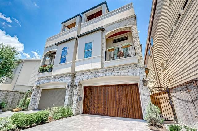 1513 Birdsall Street B, Houston, TX 77007 (MLS #66257475) :: Green Residential