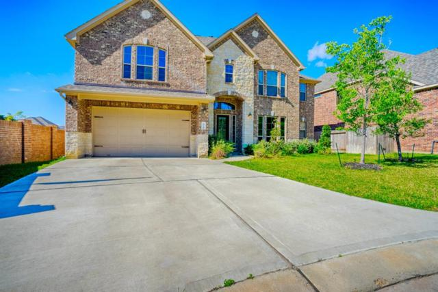 5918 Copper Lily Lane, Spring, TX 77389 (MLS #66264366) :: The Bly Team