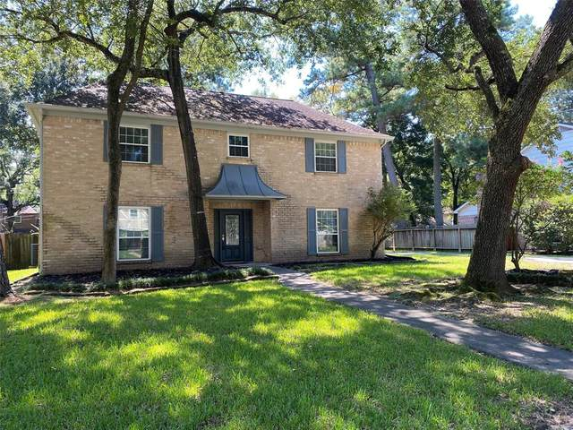 5219 Ashmere Lane, Spring, TX 77379 (MLS #66270268) :: The Bly Team