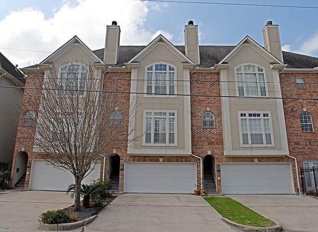 5106 Fairmont Street, Houston, TX 77005 (MLS #66342689) :: Caskey Realty