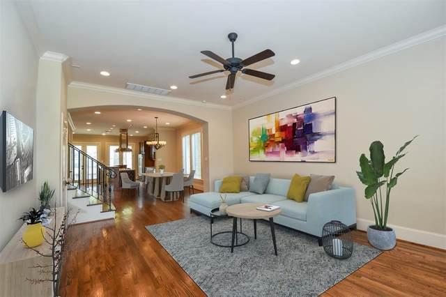 6526 Pickens Street, Houston, TX 77007 (MLS #66433972) :: The Property Guys