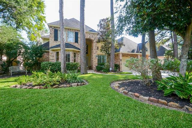 15 Flintshire Place, The Woodlands, TX 77382 (MLS #66446353) :: The Home Branch